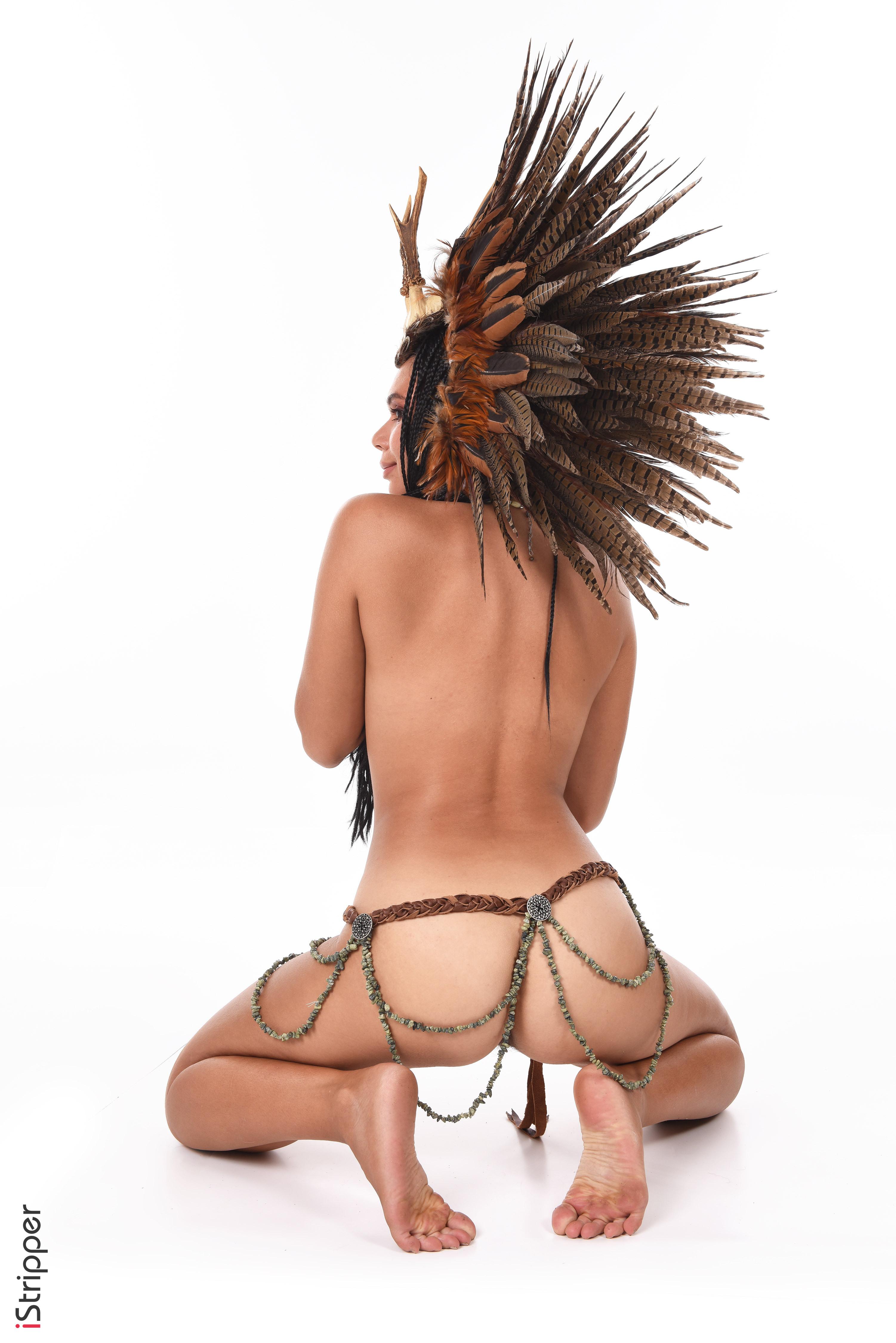 naked girls background