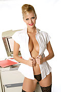 Zuzana Confidential istripper model
